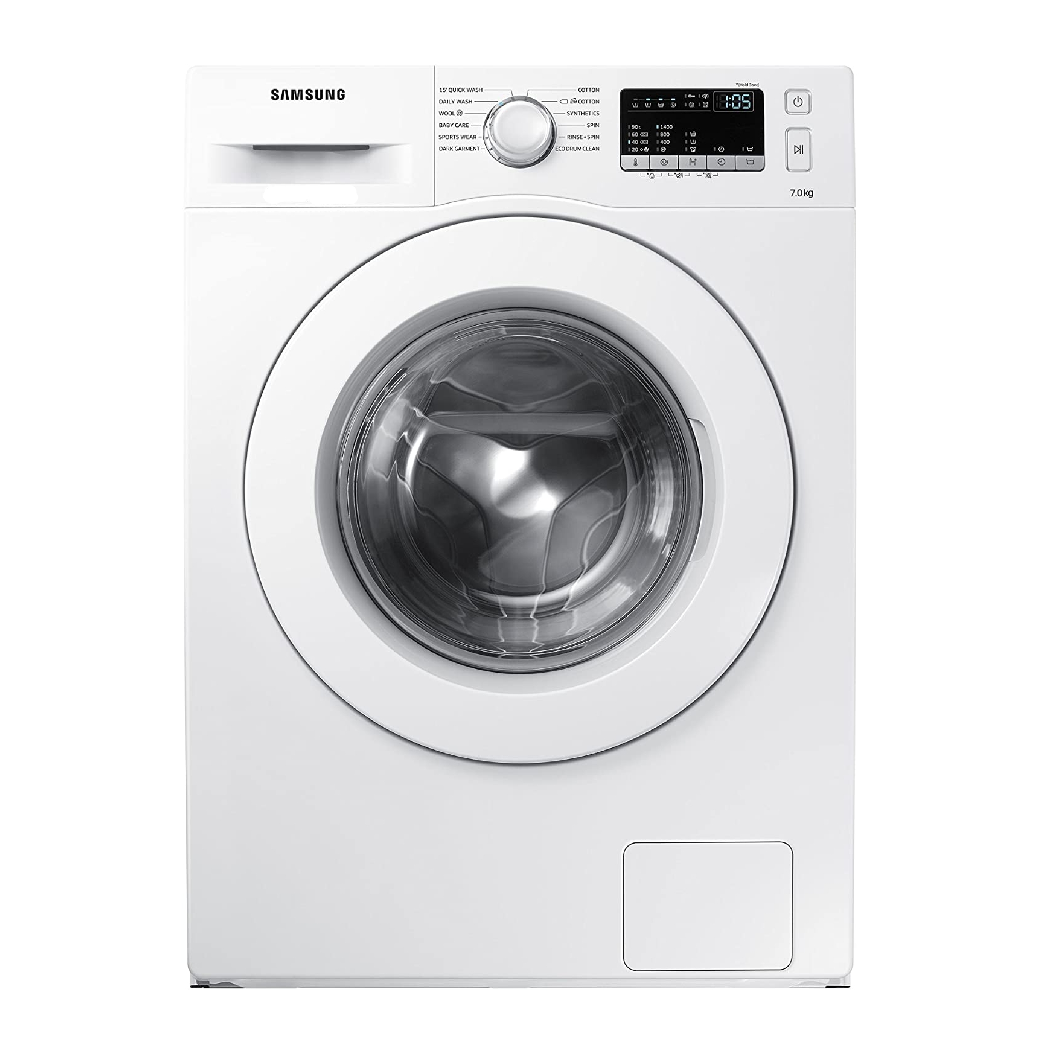 Best front loading washing machines - Samsung Front Load Washing Machine