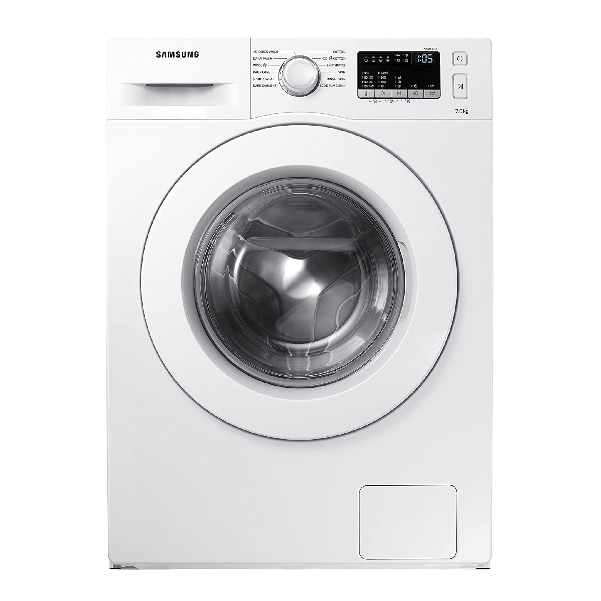 Best front loading washing machines - Samsung Front Load Washing Machine