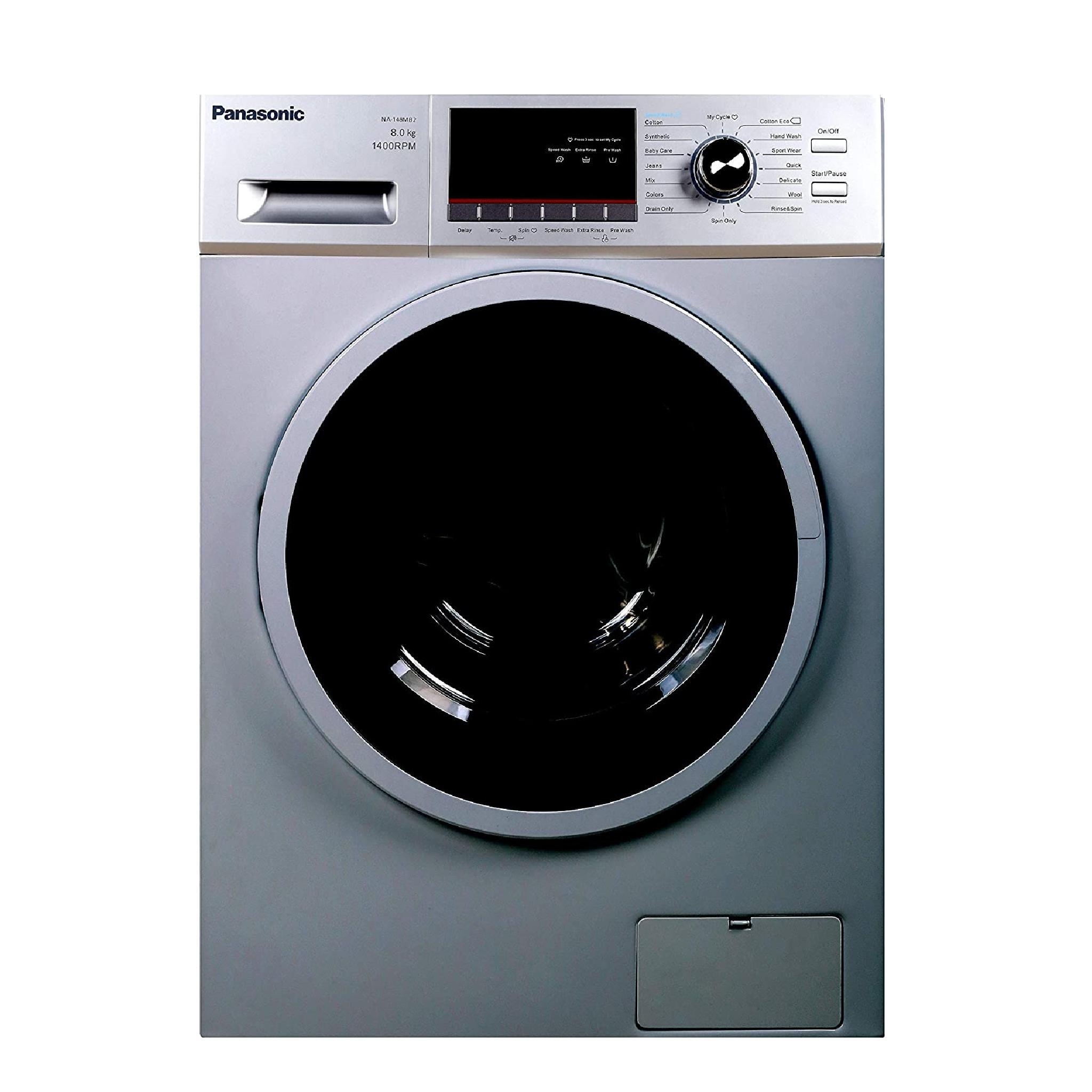 Best front loading washing machines - Panasonic Front Load Washing Machine