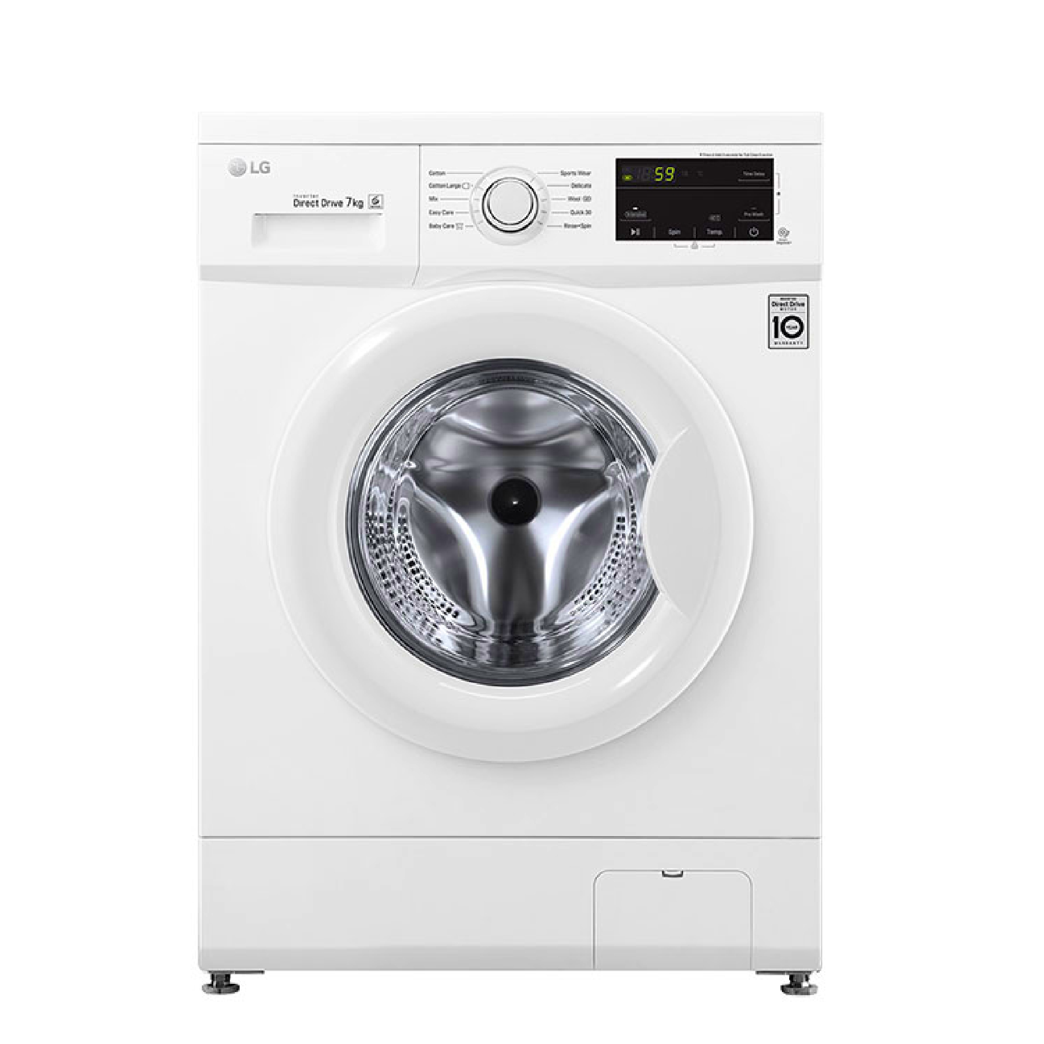 Best front loading washing machines - LG Front Load Washing Machine