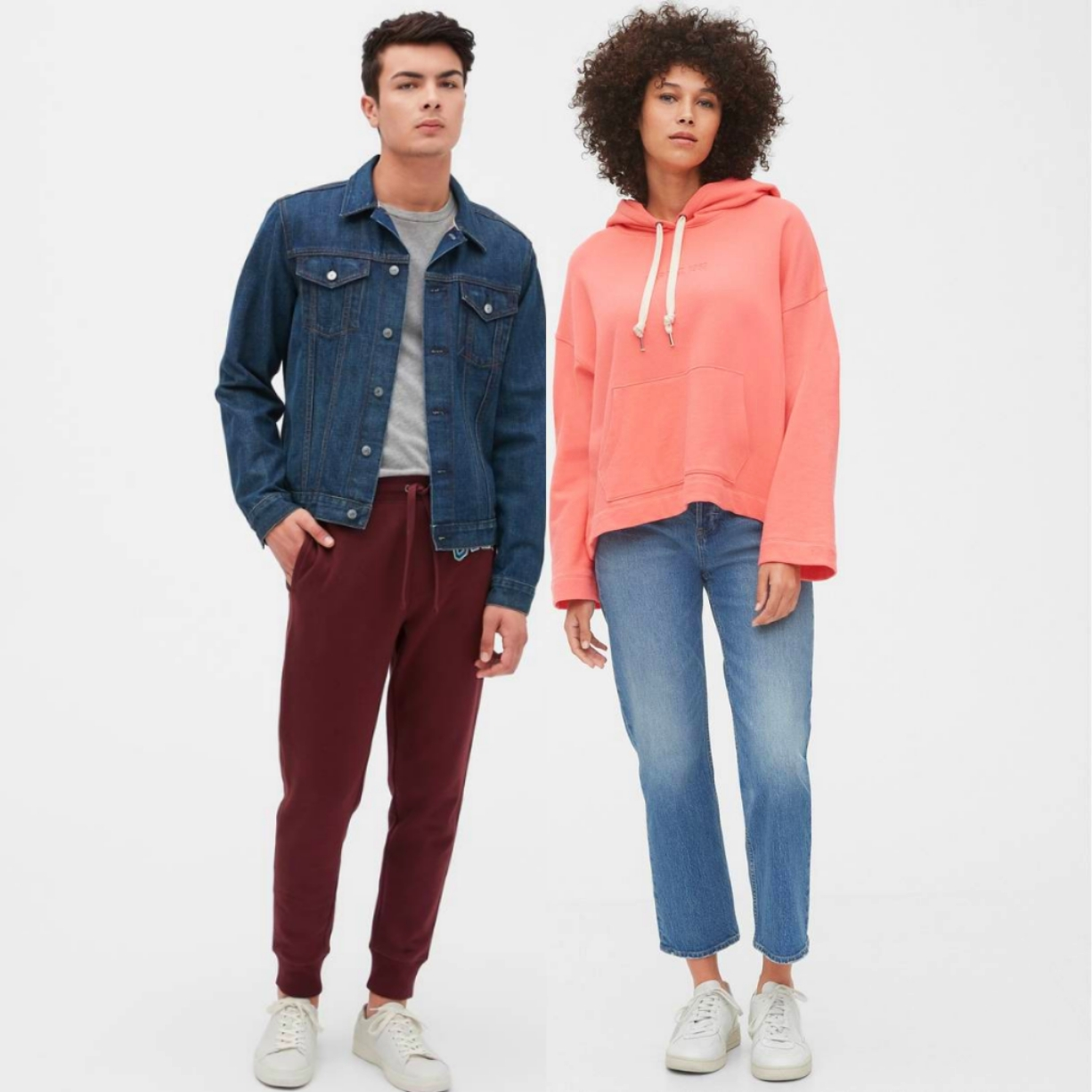 Spring Essentials from Gap