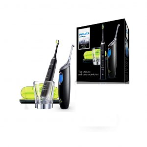 Philips & other electric toothbrush on World Oral Health Day.