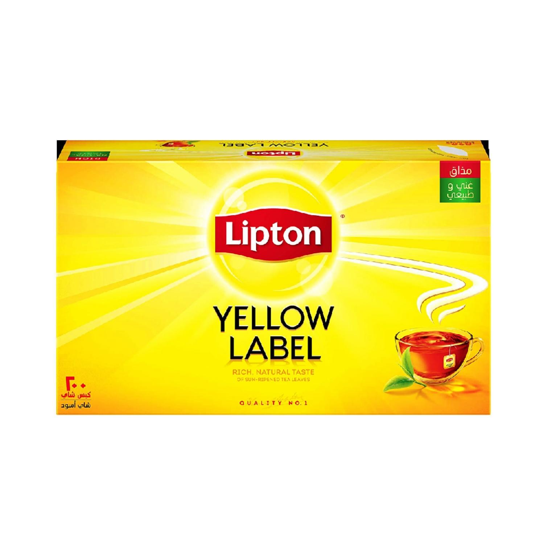 Classic choice of tea for quarantine.