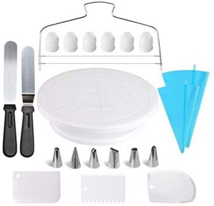 Best selling product on Amazon UAE - 21 pcs Cake Decorating Supplies