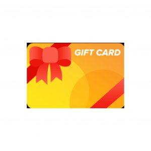 Cancer Zodiac Gift Ideas - gift card
