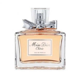 christmas presents for woman - Chérie by Miss Dior