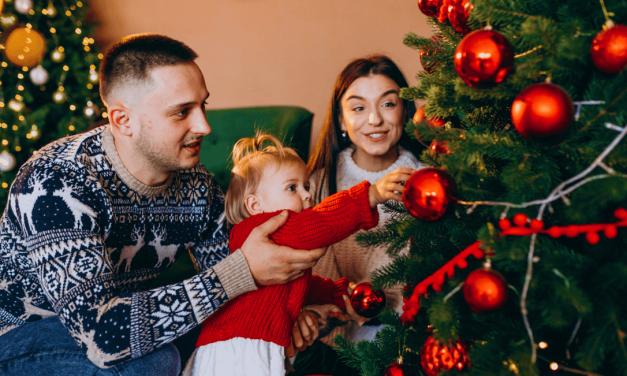 10 Christmas interior decoration ideas for the holly jolly season