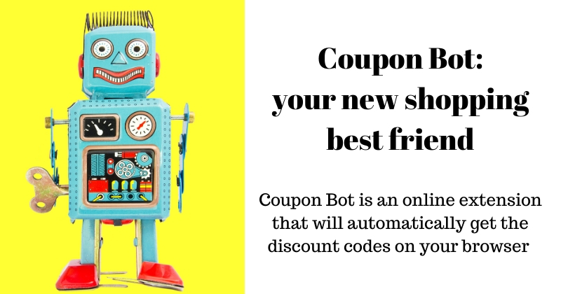 Introducing Coupon Bot, UAE's one and only free Coupon Codes extension