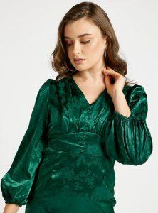 green eid dress
