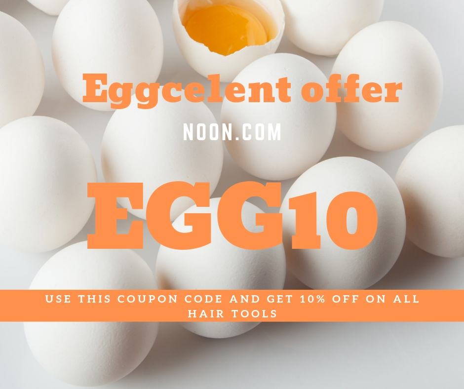 Salon at Home | life-changing hair styling tools & an EGGcelent Offer