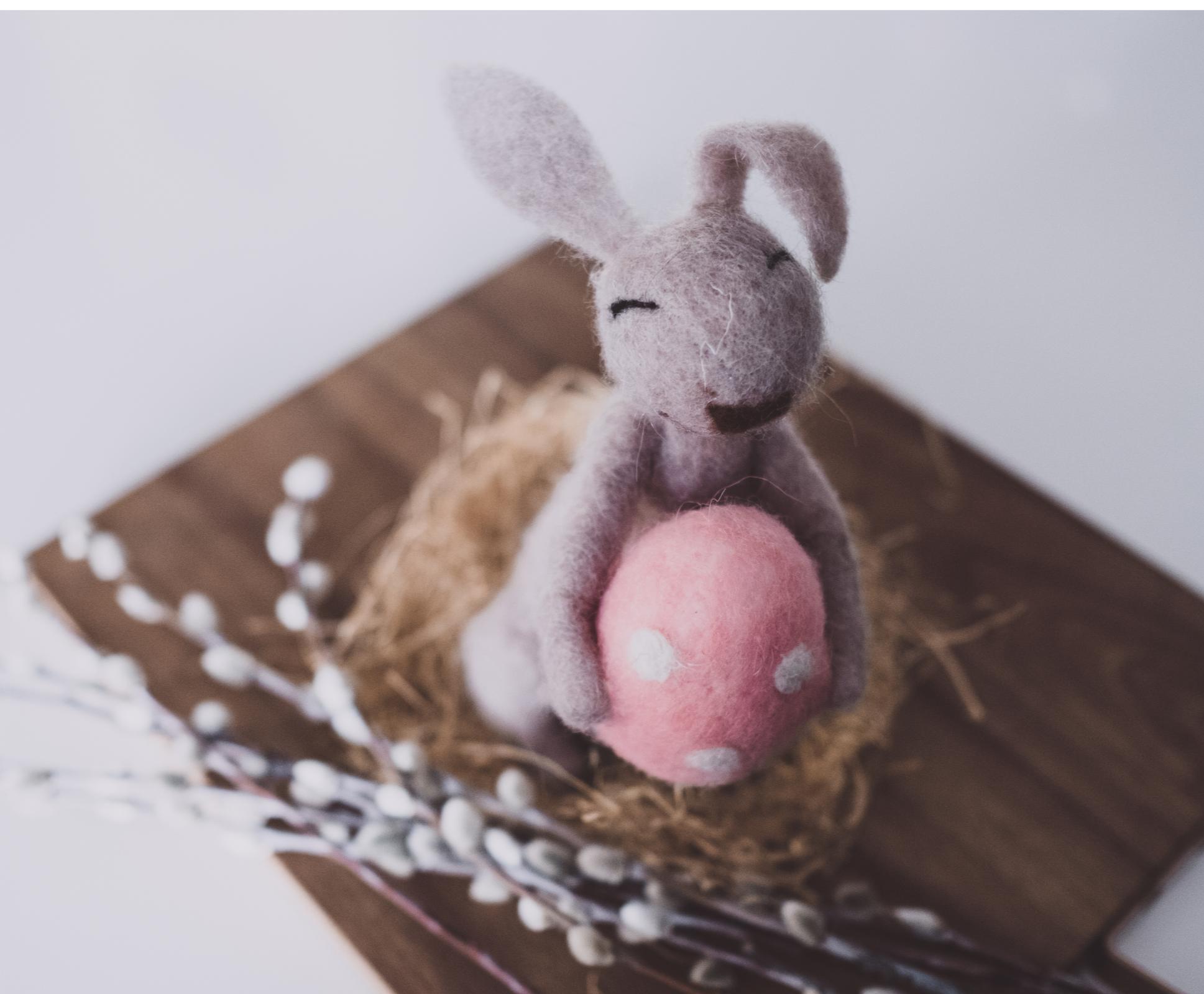 Easter Egg decoration during Easter celebration