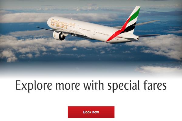 Emirates discount codes