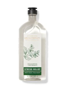 Soothing products from bath and body works