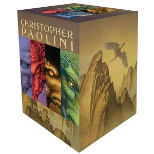 fantasy and adventure books - The Inheritance Cycle