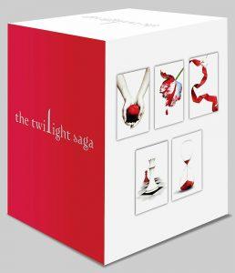 fantasy and adventure books - The Twilight Saga
