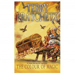 fantasy and adventure books - The Colour Of Magic