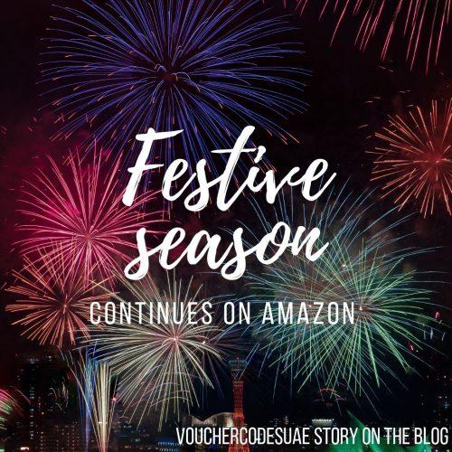 Eid Mubarak! Enjoy Amazon's festive season Deals throughout August