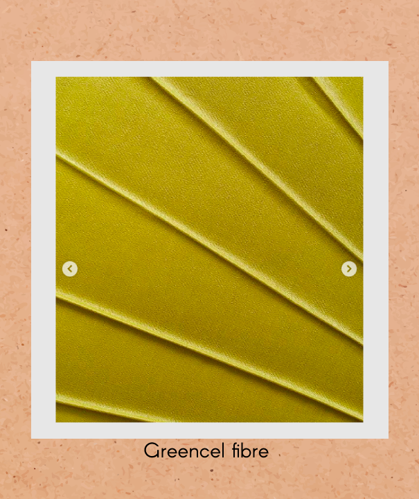 Greencel fibre