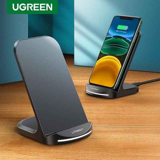 Work desk accessories - Wireless Charging Station