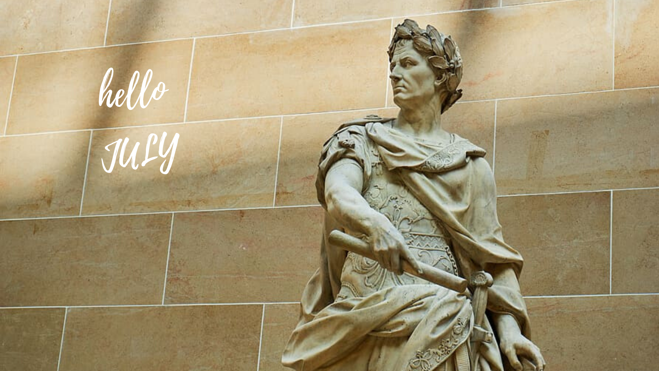 July: Special deals and occasions for the month named after Julius Caesar