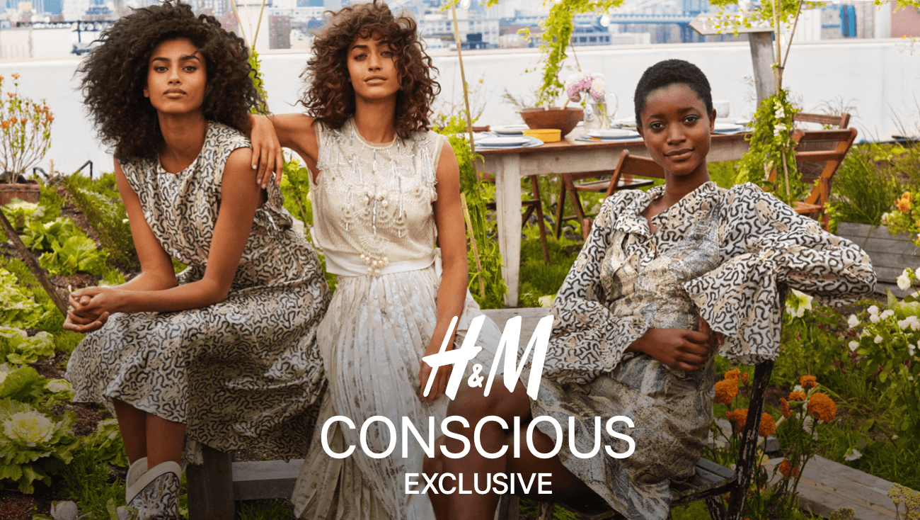 H&M Conscious Exclusive collection: Time to wear your waste