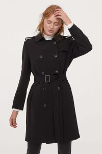 Holiday outfits - Trench cout