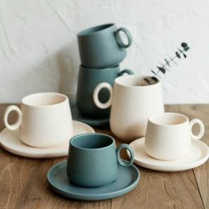 Tea party essentials - mugs and cups