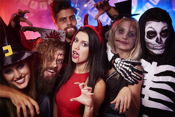 Scariest Halloween Celebrations