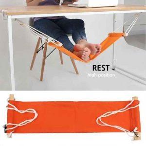 Work desk accessories - Foot Hammock