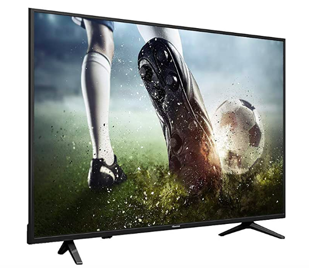 Hisense 55 Inch UHD Smart TV - electronics for quarantine