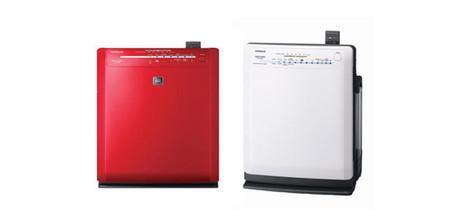 Hitachi 2 air purifier