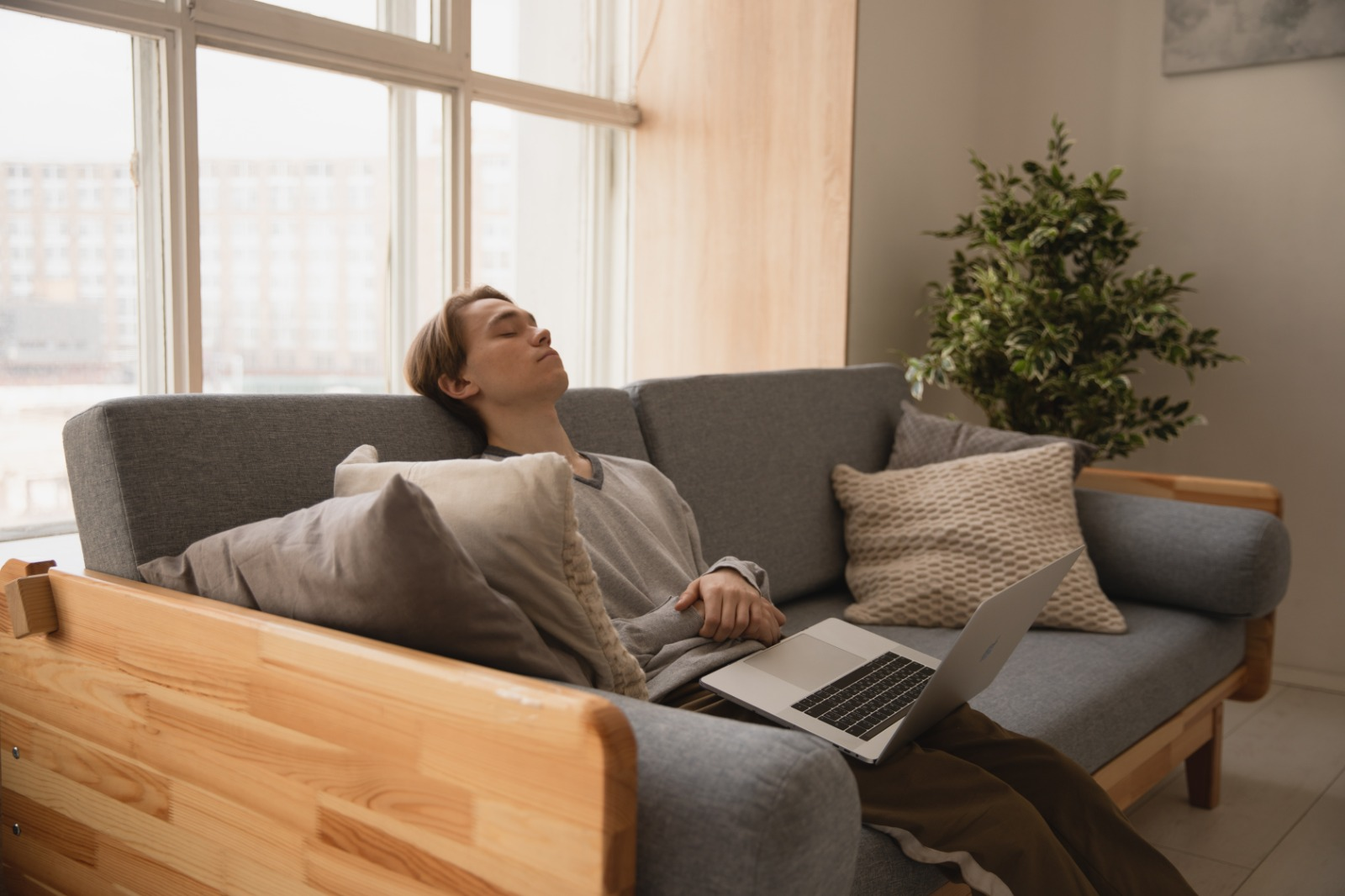 Good sleeping habits stress