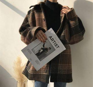 Yesstyle plaid jacket