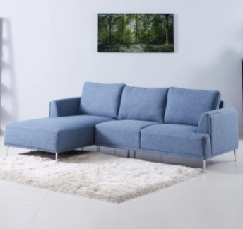 Living room design essentials: Stella Left Facing Corner Sofa
