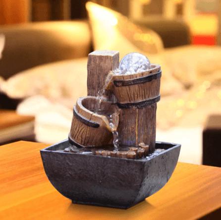 the best Scorpio Gift ideas in VoucherCodesUAE - Indoor Water Fountain