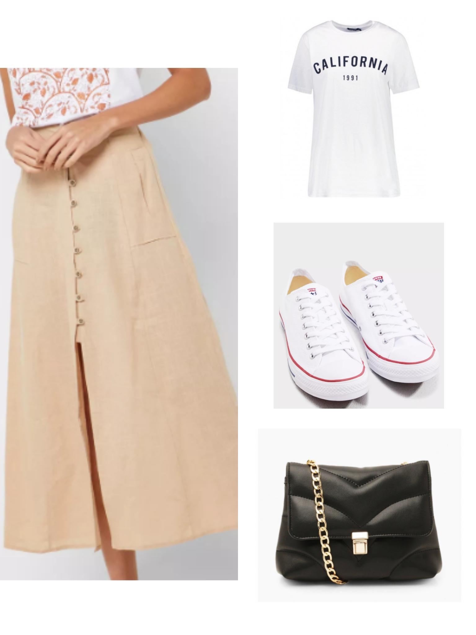 Summer Korean fashion
