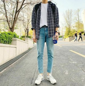 Summer K-fashion for female