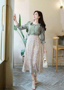 how do Koreans dress in the summer