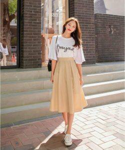 Summer K-fashion