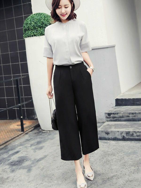 Korean summer fashion female