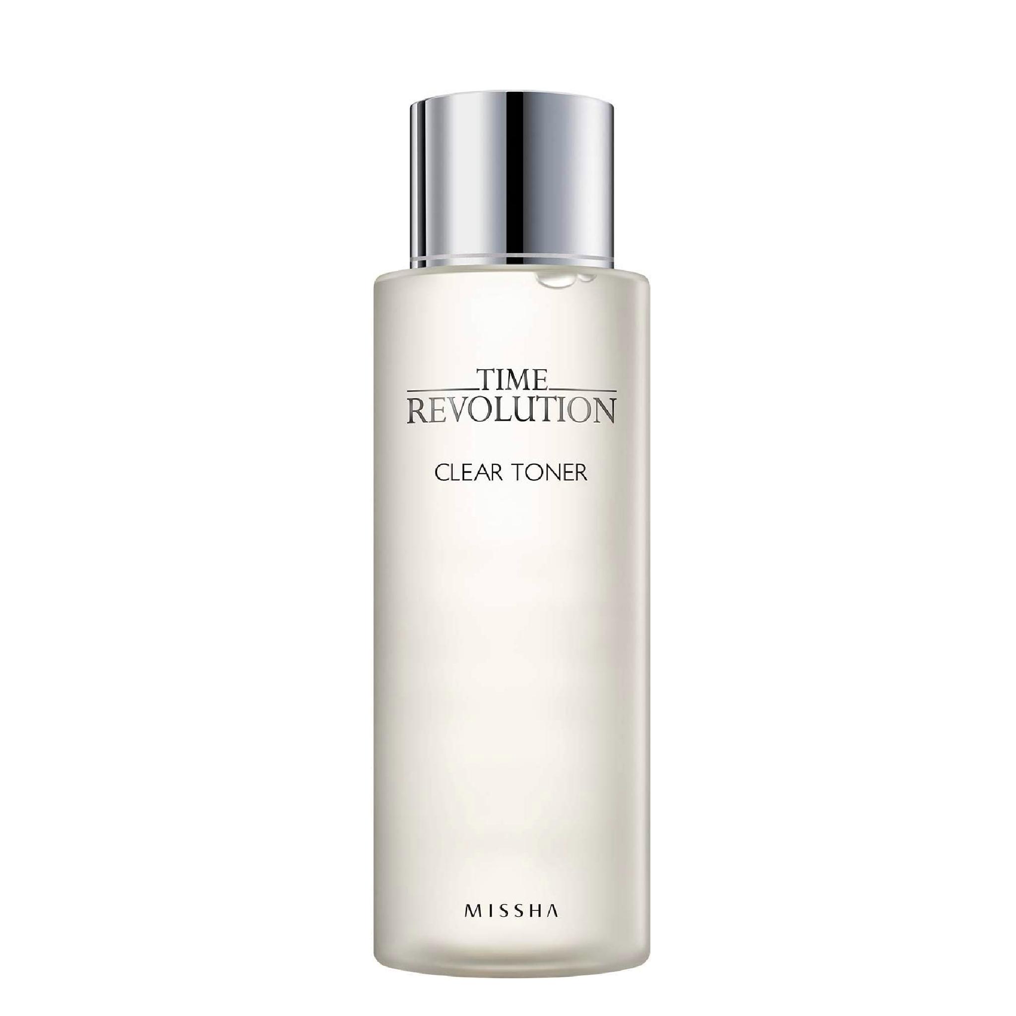 Korean Beauty Products - Missha Time Revolution Clear Toner