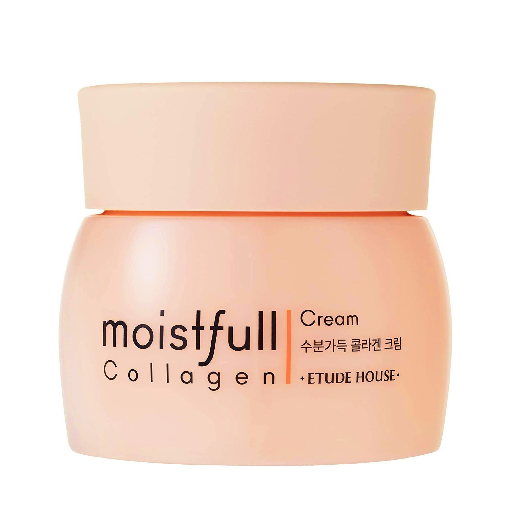 Korean Beauty Products - ETUDE HOUSE Moistfull Collagen Cream