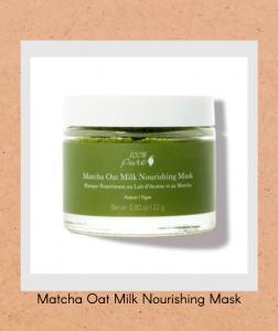 Matcha Oat Milk Nourishing Mask