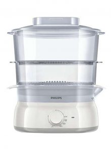 kitchen appliances for cheap - Philips Multifunctional Collection Steamer
