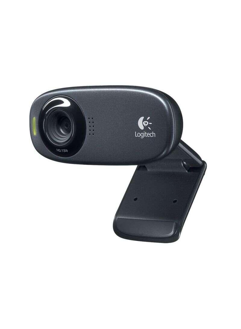 Logitech webcam: essentials