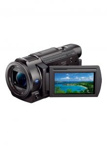 Sony camcorder: essentials for vlog