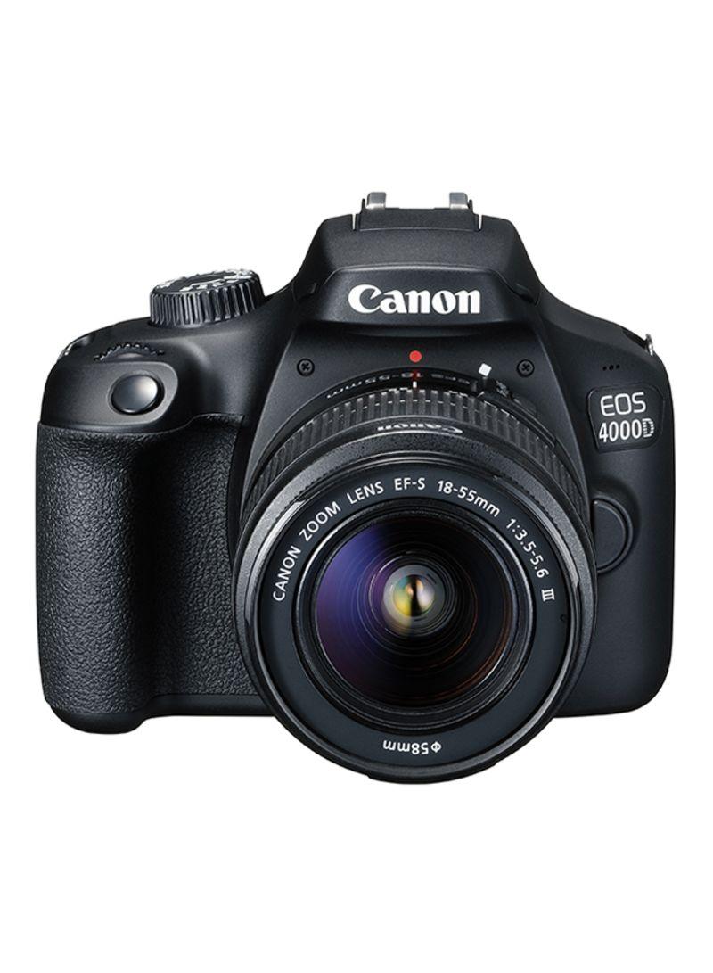 canon EOS 4000D- DSLR