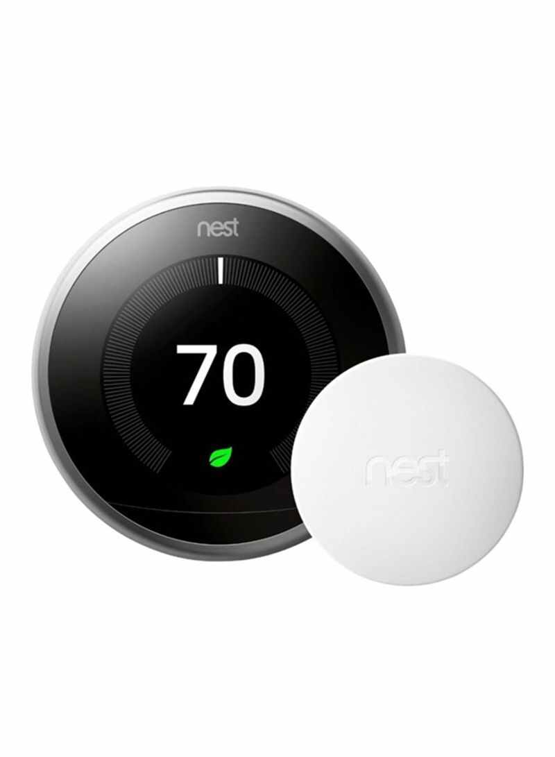 Smart home gadgets - Nest 3rd Generation Learning Thermostat