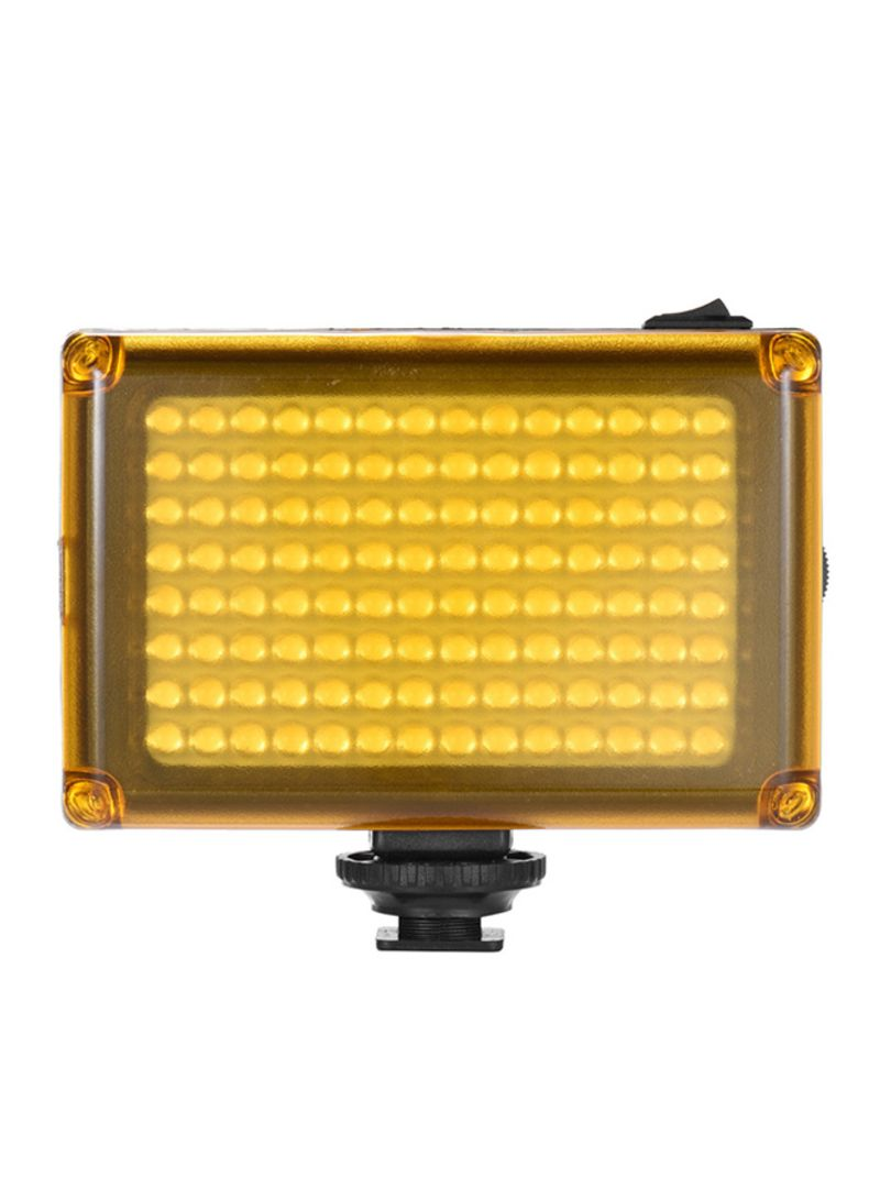 Mini Portable On-Camera Led Video Fill-In Light Panel- on camera lighting