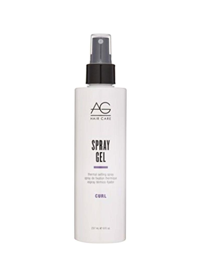 Hair setting spray